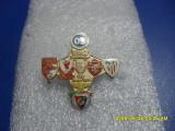 Insigna   echipe intilnite In 1984  Liverpool  in  CCE