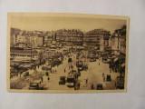 "PVM - Ilustrata MARSEILLE Franta ""Quai des Belges"" circulata 1933, Necirculata, Fotografie"