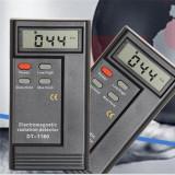 Detector de Radiatii Electromagnetice EMF Masura unde DT-1180
