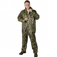 Costum camuflaj impermeabil marime 4xl xxxxl pantaloni geaca impermeabile costum