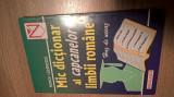 Mic dictionar al capcanelor limbii romane - Rodica Lazarescu (2000)