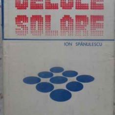 Celule Solare - Ion Spanulescu, 413596 - Carti Electrotehnica