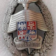 Romania insigna militara Alma Mater **, Romania de la 1950