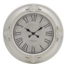 Ceas de perete Crem-auriu D57 cm