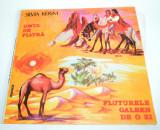 Disc vinil LP - Povesti- Omul de piatra, Fluturele galben de o zi - Silvia Kerim