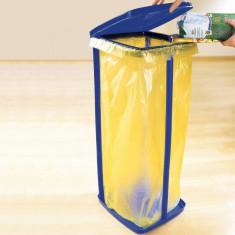 Suport reglabil pentru saci menajeri - Saci box