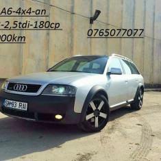 Audi A4, An Fabricatie: 2002, Motorina/Diesel, 310000 km, 2496 cmc