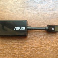 Adaptor Mini Display port - VGA (compatibil MAC/PC) - Adaptor laptop Asus