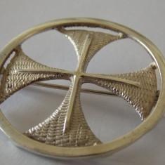 Brosa argint vintage -3002