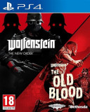 Wolfenstein The New Order & The Old Blood Double Pack Ps4