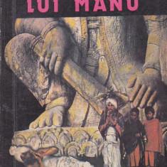 LEGEA LUI MANU - Carti Hinduism