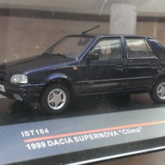 Macheta Dacia Supernova Clima 1999 - IST 1/43
