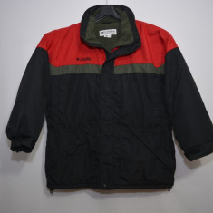 Geaca thermo marime americana XL Columbia Sportswear - Geaca XXXL, Culoare: Rosu
