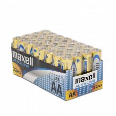 Baterii alcaline AA – LR06 - 32 /pachet