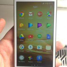 Samsung S5 impecabil - Telefon mobil Samsung Galaxy S5, Alb, 16GB, Neblocat, Single SIM