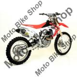 MBS Final toba SX+DX Honda CRF 250 R 14, aluminiu, 2 buc, Cod Produs: 75121TAAR