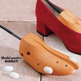 Calapod pentru largit pantofii-barbati - Mocasini dama