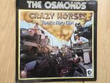The osmonds crazy horses thats my girl disc single vinyl germany muzica pop rock, VINIL, MGM rec
