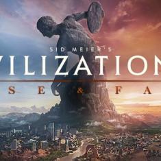 Civilization 6 Rise And Fall Pc (Steam Code) - Joc PC