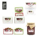 50 etichete pentru borcane dulceata