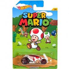 Jucarie Hot Wheels Super Mario Vandetta Mattel