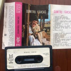 dumitru farcas caseta audio muzica populara folclor ardeal transilvania stc 0048