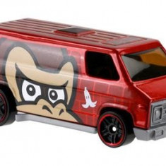 Jucarie Hot Wheels Super Mario Super Van Mattel