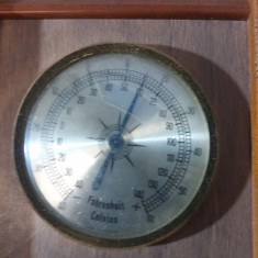 Termometru, barometru si higrometru