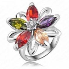 Inel cu cristale austriece de lux - Inel fashion