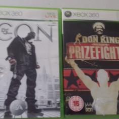 LOT 2 Jocuri - Prize Fighter - Icon - XBOX 360 [Second hand] - Jocuri Xbox 360, Actiune, 18+, Single player