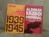 AL DOILEA RAZBOI MONDIAL/MARI CONFERINTE INTERNATIONALE-LEONIDA LOGHIN (2 VOL)