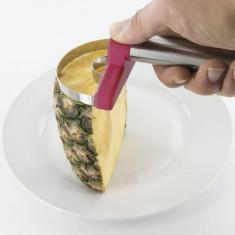 Ustensila pentru feliere ananas