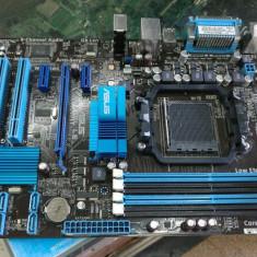 Placa de baza ASUS M5A78L LE socket AM3+ pentru procesoare AMD FX Phenom Athlon, Pentru AMD, DDR 3, ATX