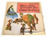 Disc vinil LP - Povesti- Fratii Grimm, Alba ca zapada - Casuta din padure