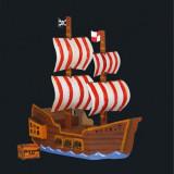 Resigilat - Corabia Piratilor Mare - Calafant
