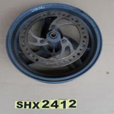 Janta fata+disc Peugeot (B5-0-27) - Jante scutere