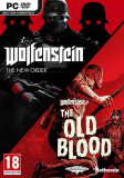 Wolfenstein The New Order & The Old Blood Double Pack Pc