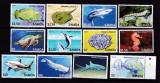 Samoa  2014  fauna  marina  MI 1144-1155   MNH  w49, Nestampilat