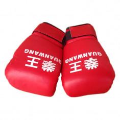 Manusi de box Quanwang, Rosu - Manusi box