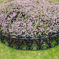 6 borduri gradina in forma rotunda - Rama Tablou