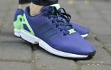 Adidasi 100 % originali ADIDAS ZX FLUX- adidasi copii, Textil