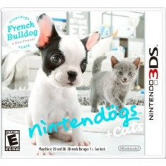 Nintendogs And Cats French Bulldog Nintendo 3Ds