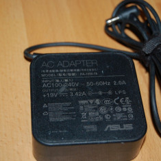 INCARCATOR LAPTOP ASUS 19V 3.42A 65w MODEL PA-1650-78 MUFA 5.5*2.5 MM, Incarcator standard