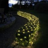 Plasa de lumini 160 LED-uri