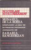 NICOLAE STEINHARDT MONAHUL DE LA ROHIA RASPUNDE LA 365 DE INTREBARI