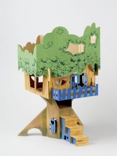 Resigilat - Casuta Din Copac - Calafant