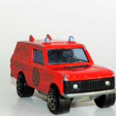 Macheta Majorette Pompieri - nr. 246 / 1:60 - Macheta auto Majorette, 1:55