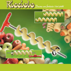 Ustensila spiralare si decorare legume umplute
