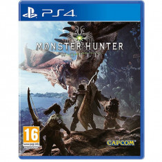 Monster Hunter World Ps4 - Jocuri PS4