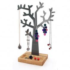 Suport bijuterii copac